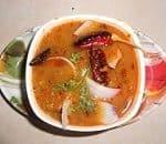 Green Moong Dal  Soup