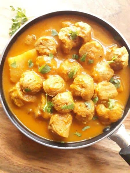 Soya Bean Curry