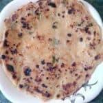 Wheat Flour Pan Cake (Aate ka Chila)