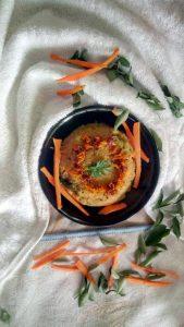 carrots upma