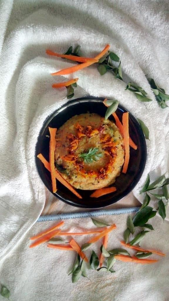 Semolina porridge