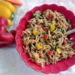 Mix vegetable vermicelli pulao
