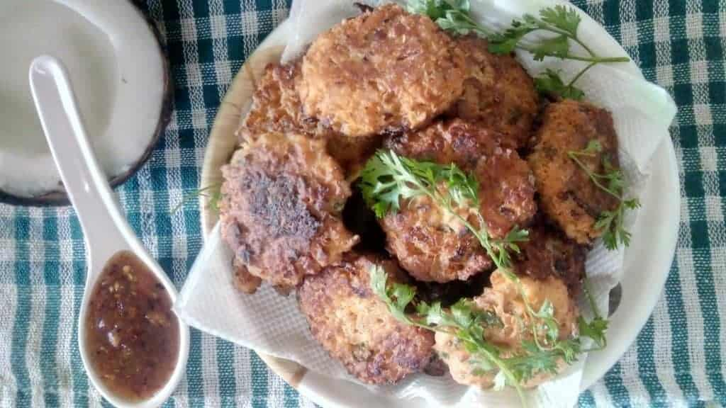 Coconut kababs