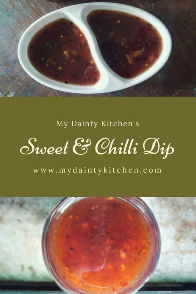 Thai Sweet and chilli sauce