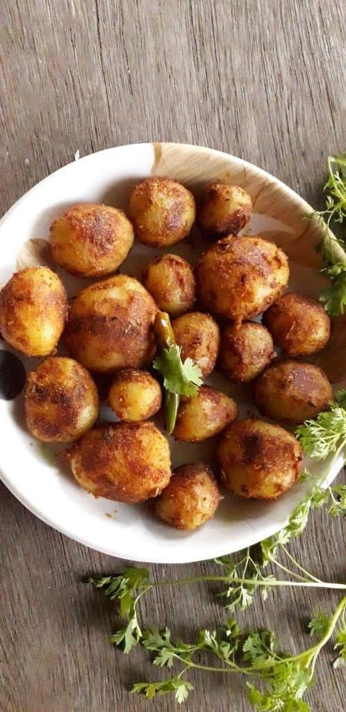 baby potato recipe