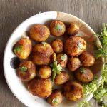 10 Minute Bombay Potatoes