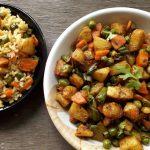 Mix Vegetable Fry