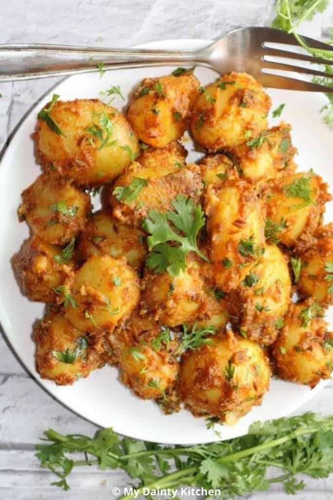 stir fried potatoes