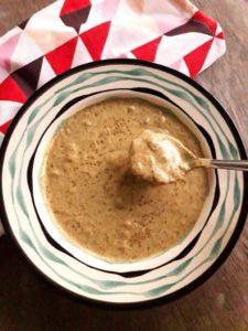 Sattu Porridge