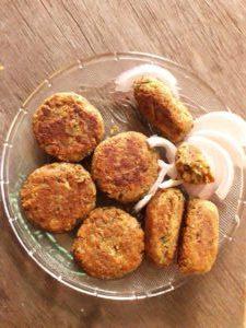 Veg Shammi Kabab