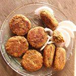 Vegetarian Shami Kabab