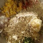 Corn Kabab Mixture