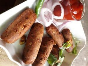 Corn kabab