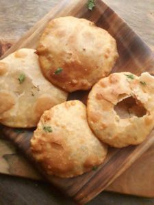 Aloo Kachori North Indian