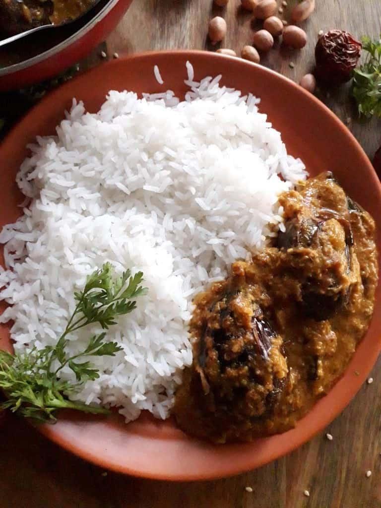 bagara baingan curry