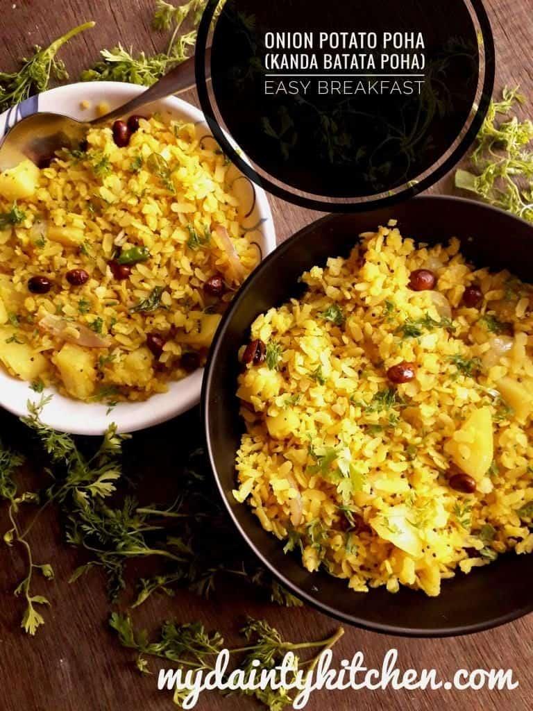 onion potato poha