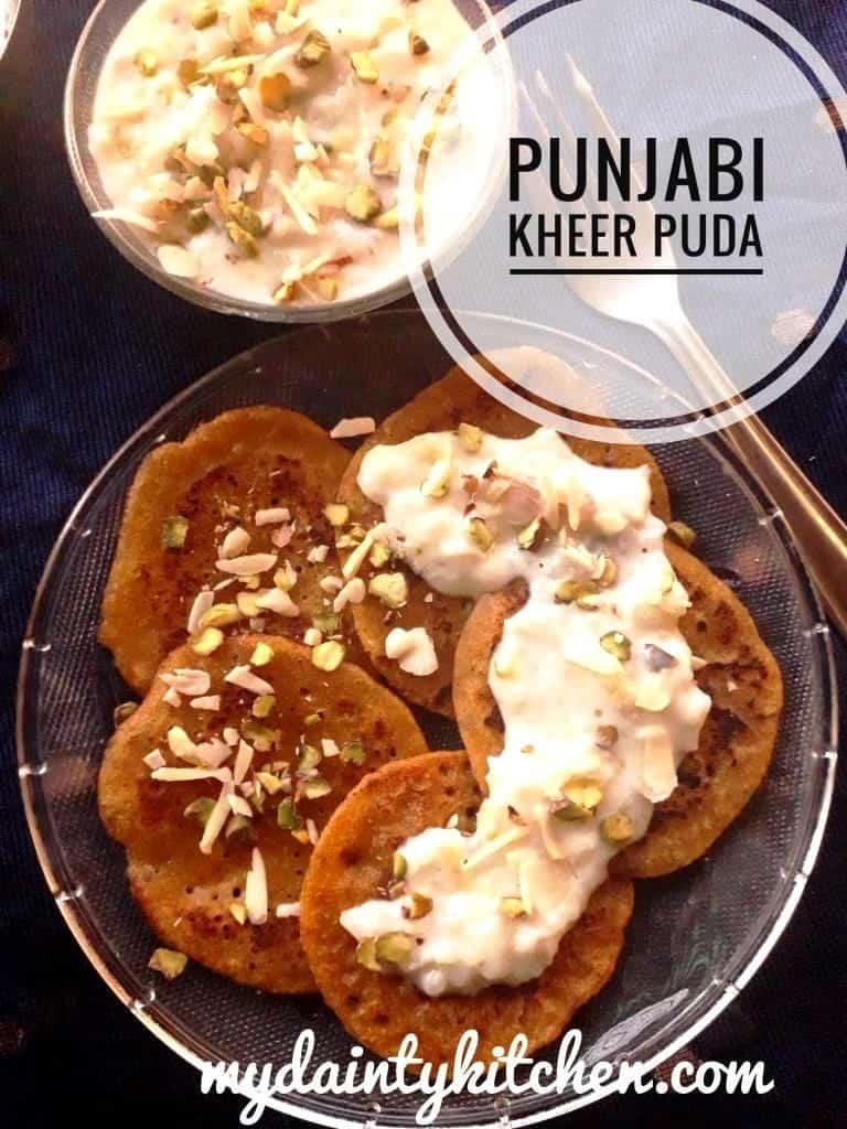 Punjabi Kheer Puda