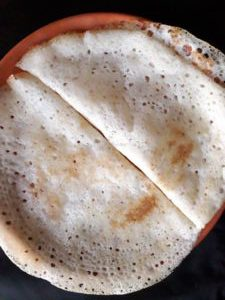 how to make street side crispy dosa