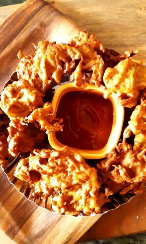 bottle gourd potato dumplings
