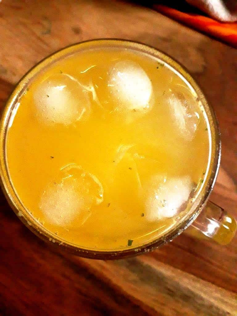 Orange Lemonade - Summer Cooler