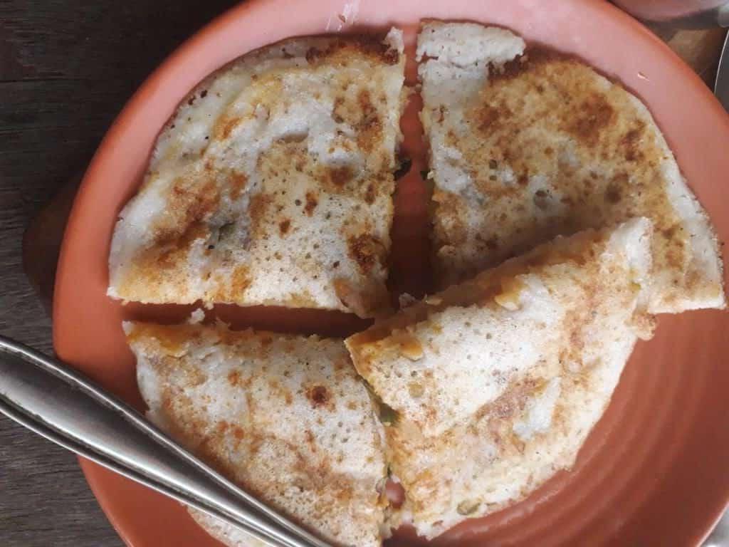 Sandwich Uttapam