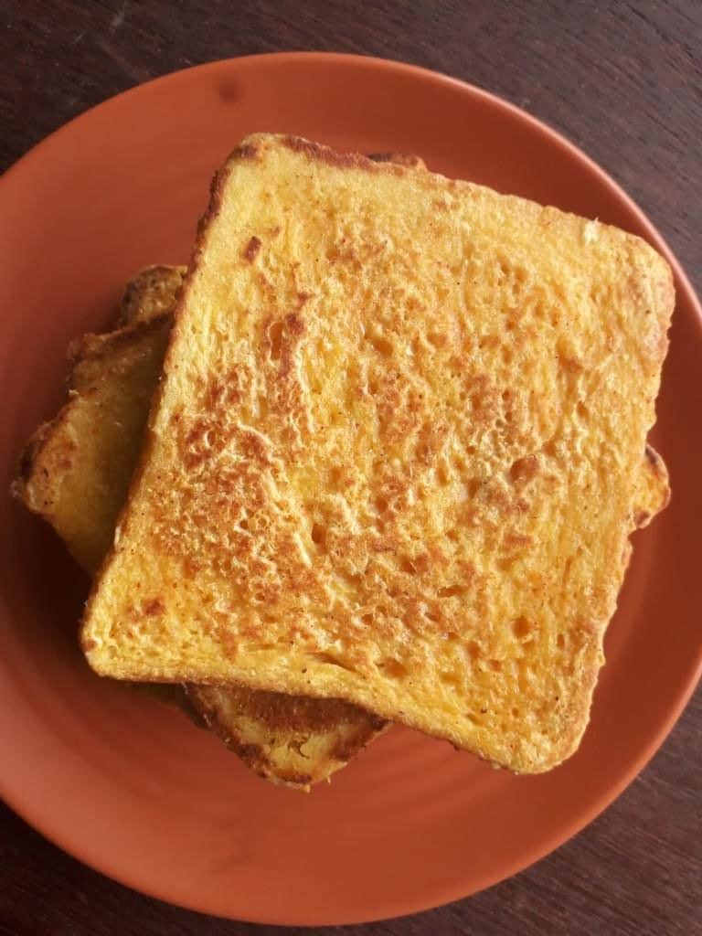 Bread Besan Toast