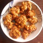Corn Pakoda party appetizers