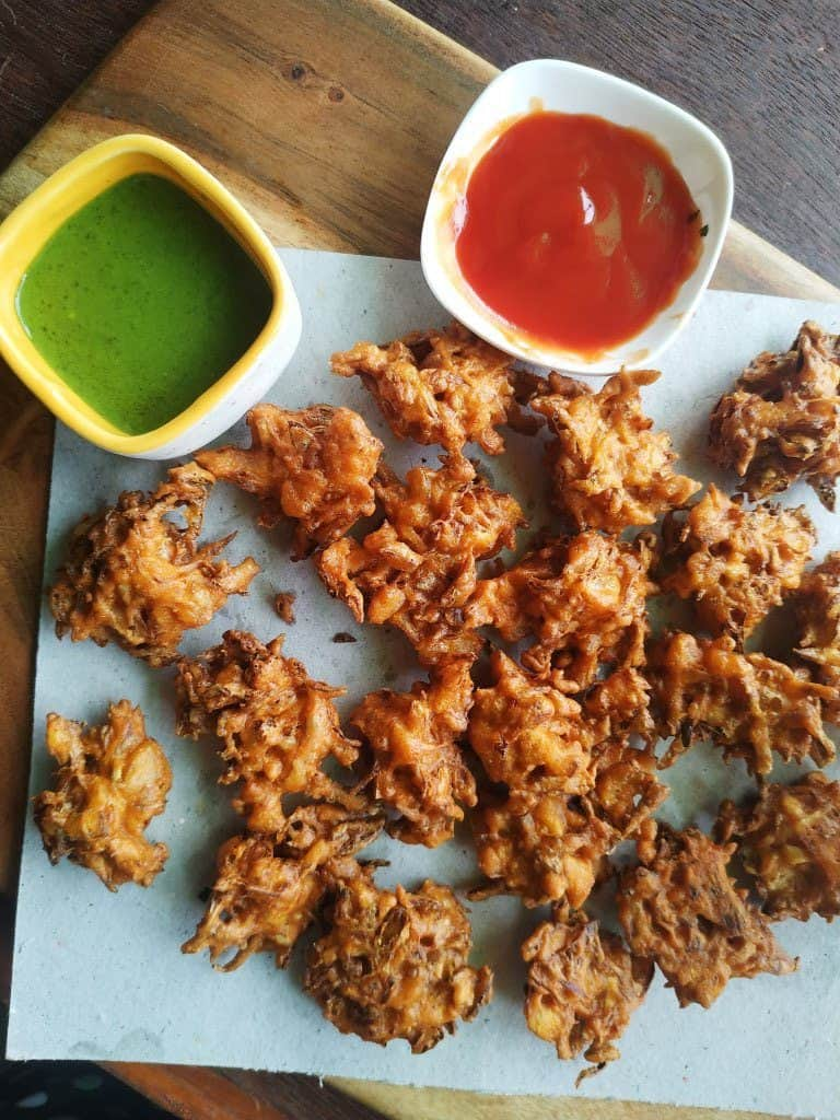 vegan cabbage recipes - cabbage fritters