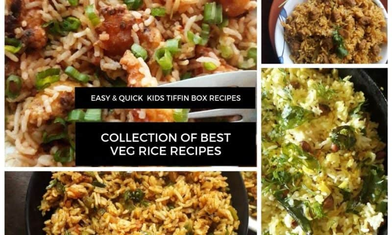 Rice Recipes Collection
