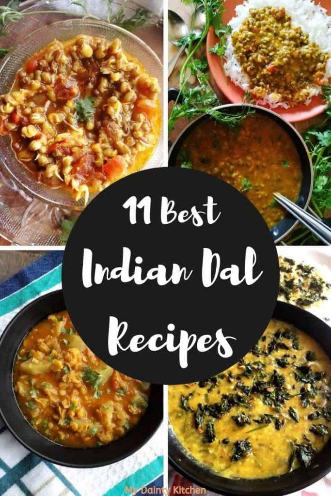 Indian dal recipes