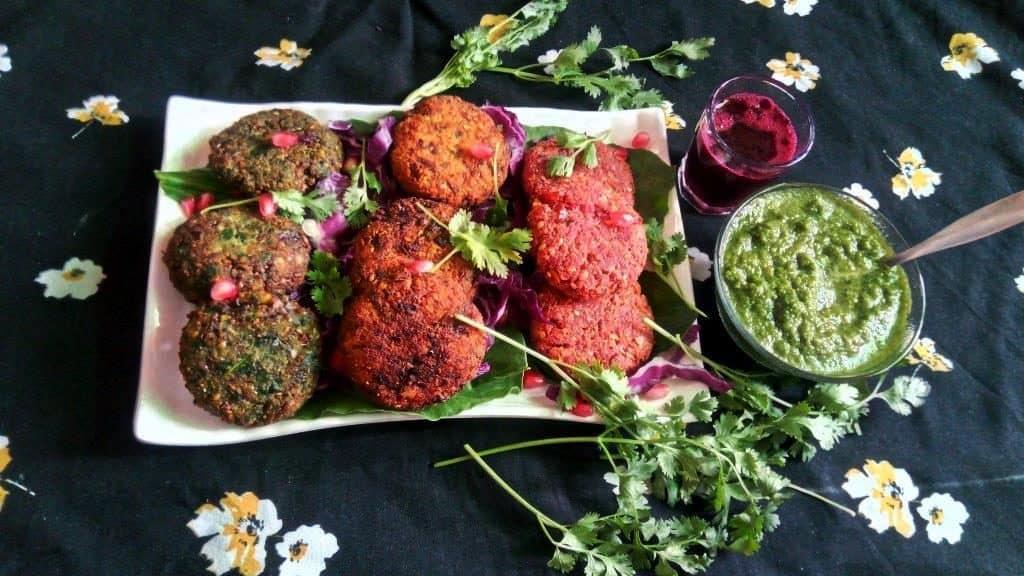 falafel - veg appetizers