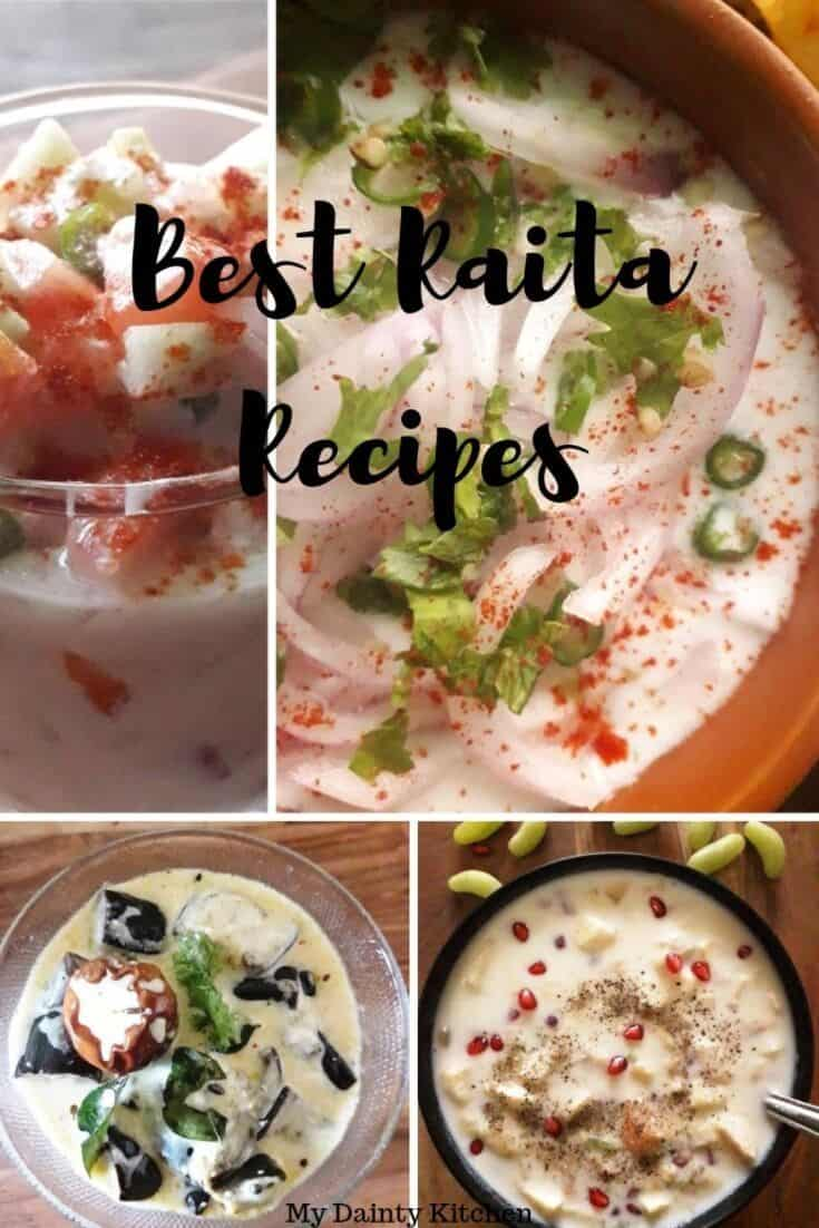 best raita recipes