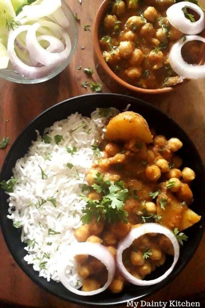 chole curry