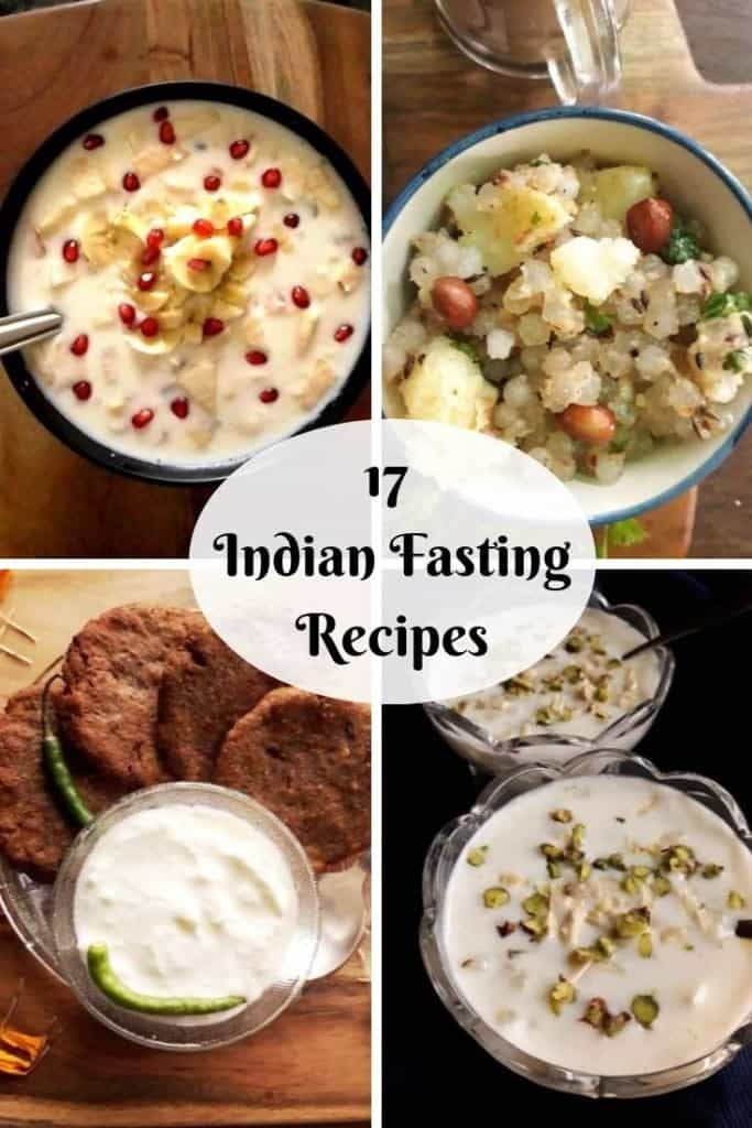 indian fasting recipes