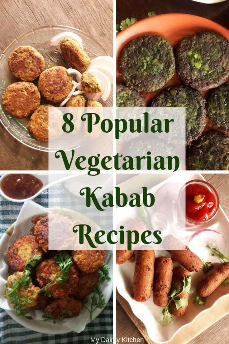 veg kabab recipes