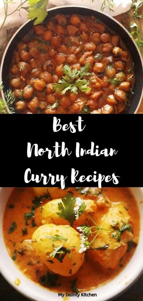 North Indian Curry Recipes
