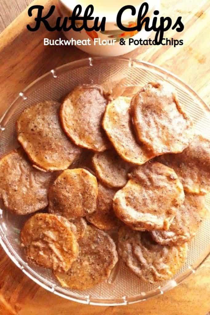 kuttu chips