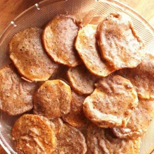 kuttu chips fasting recipes