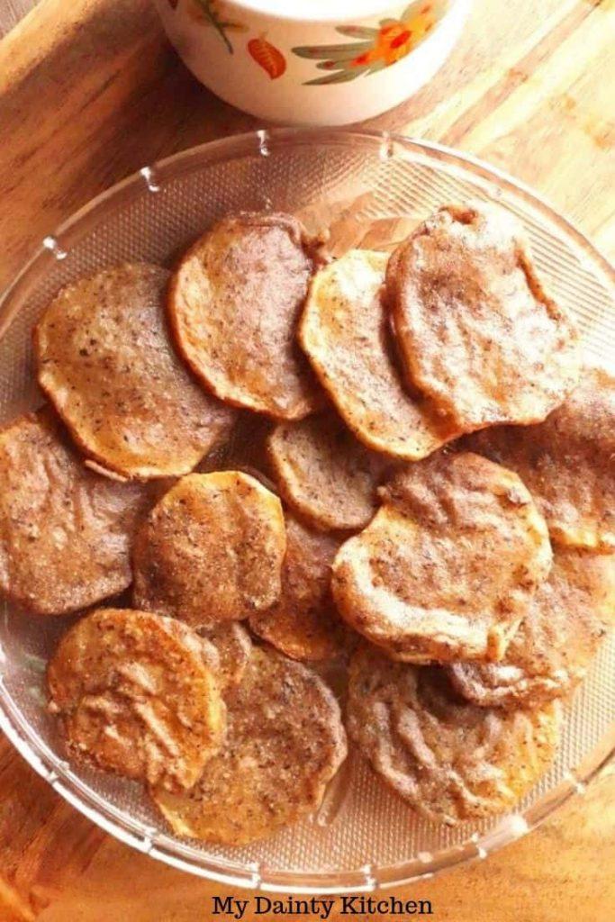 kuttu chips fasting recipes