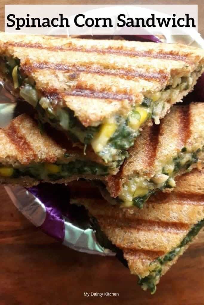 vegetarian spinach recipes