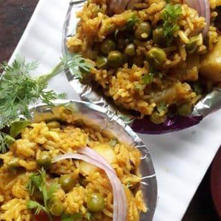 masale bhat