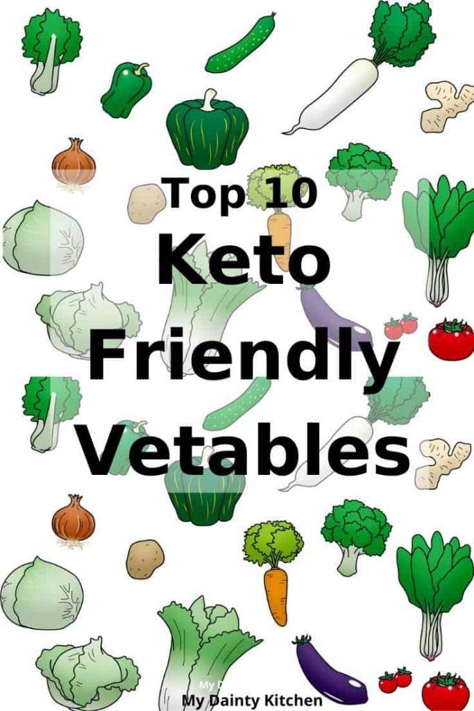 keto vegetables