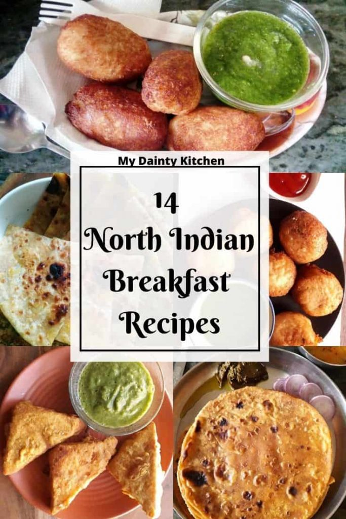 North Indian Breakfast Recipes