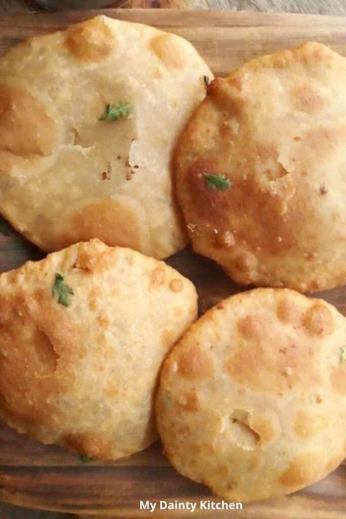 North Indian Breakfast Recipes Aloo kachori