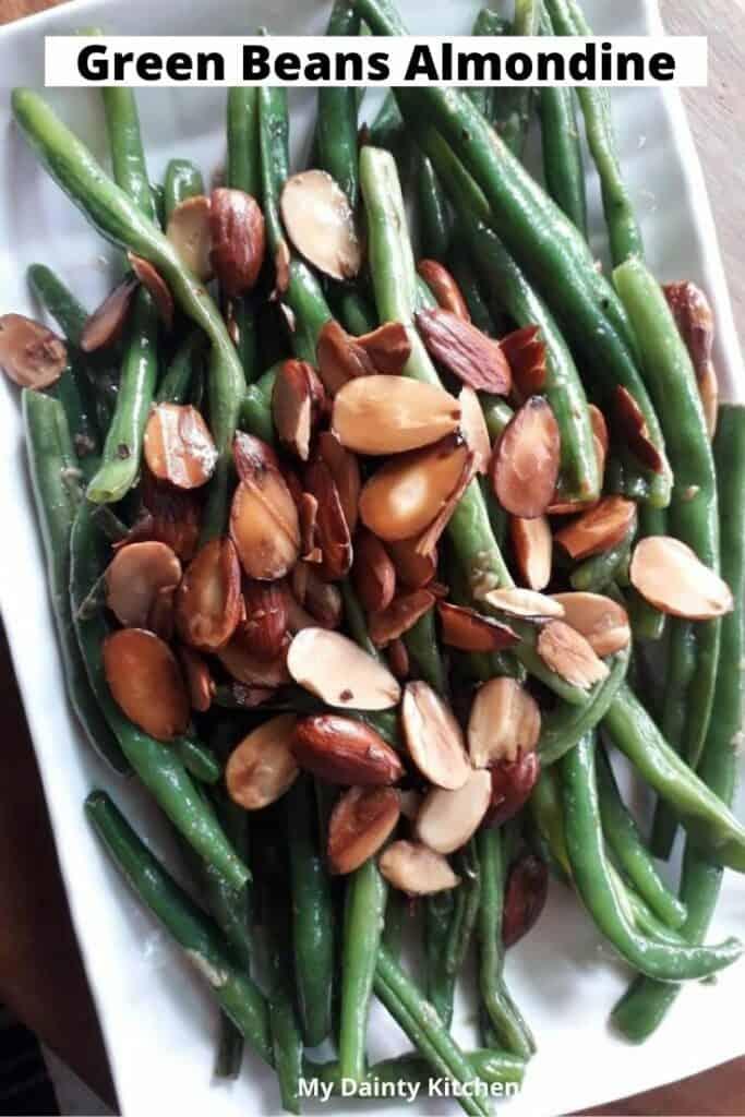 keto green beans recipe