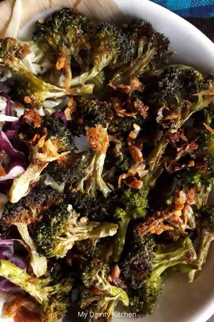 keto broccoli recipe