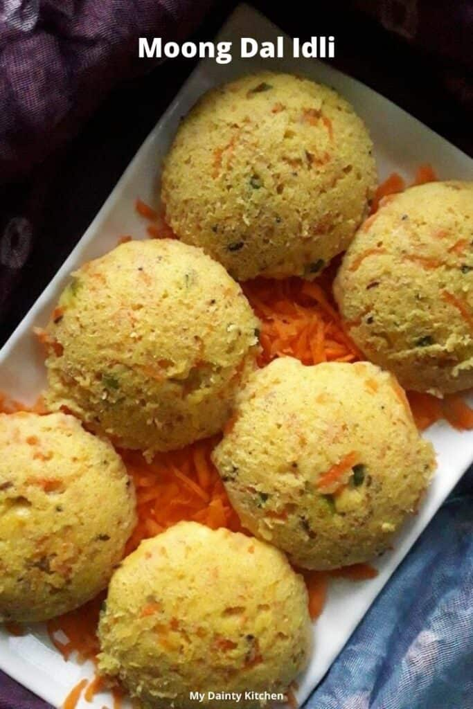 moong dal idli for weight loss