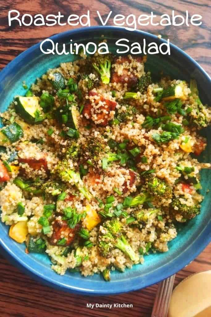 quinoa salad for weight loss diet