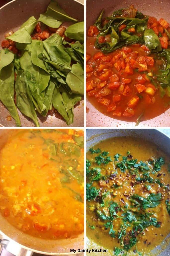 moroccan lentil soup vegan