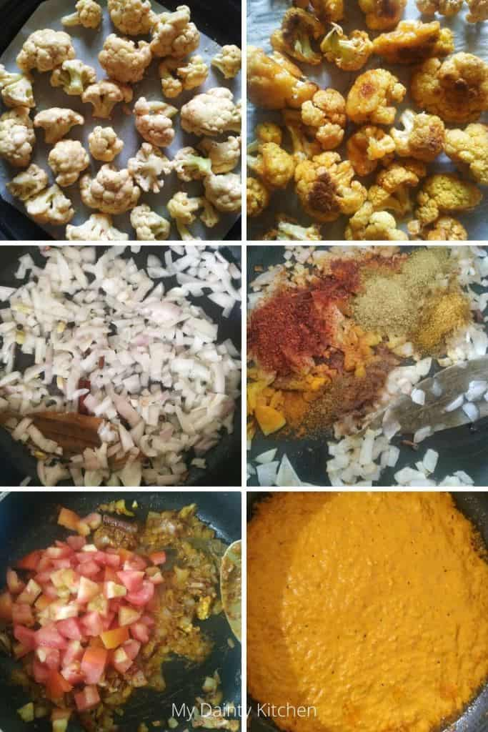 gravy of curry